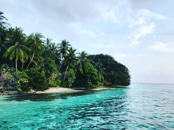 Où partir en Mars - essayez donc les Maldives
