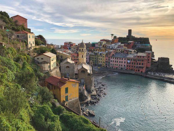Visiter le parc naturel de Cinque Terre en Ligurie