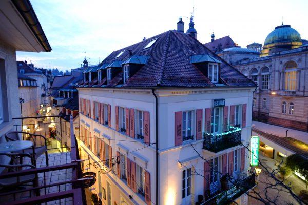 Baden Baden l'une des plus belles villes d'Allemagne