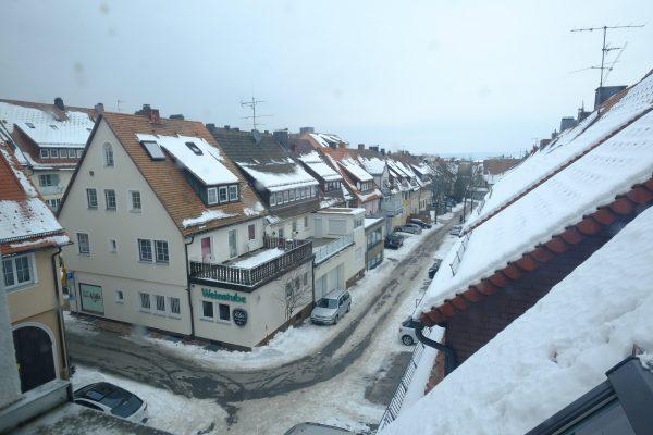 Freudenstadt sous la neige
