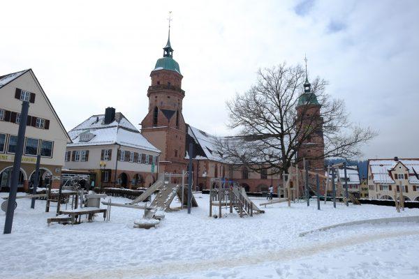 Freudenstadt une charmante petite ville de la forêt noire