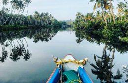 Kerala en Inde, l'un des plus beaux pays d'Asie