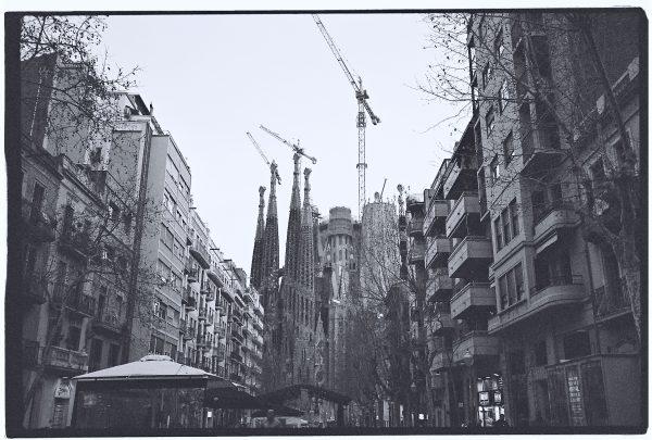 La Sagrada Familia est un OVNI architectural niché dans le coeur de Barcelone