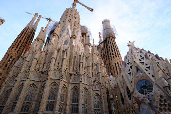 La Sagrada Familia, le chef d'oeuvre d'Antoni Gaudi