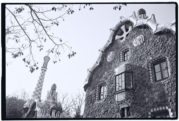 Le Parc Güell l'une des choses à faire à Barcelone