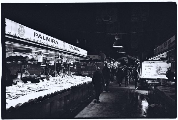 Le marché central de la Boqueria à Barcelone