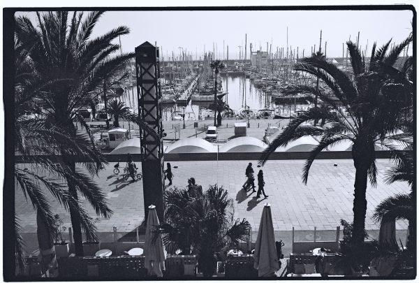 Le port Olimpic de Barcelone