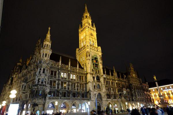 Munich en janvier