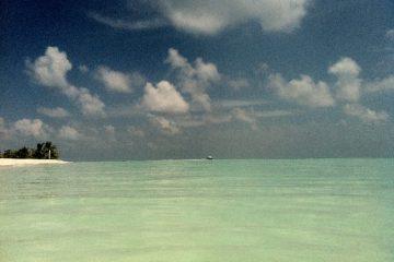 Les eaux translucides et cristallines des Maldives