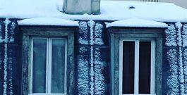 Les photos de Paris sous la neige