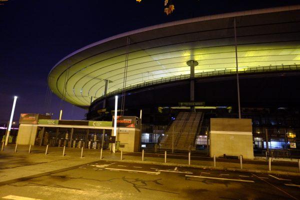 Une architecture futuriste pour le stade de France