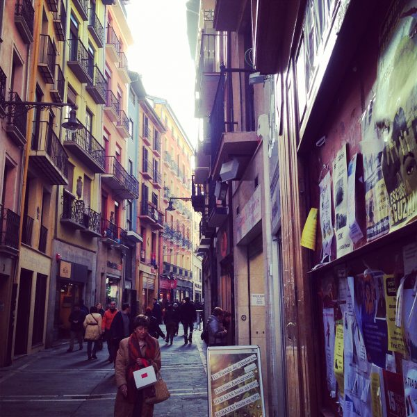 Pampelune l'une des plus belles villes d'Espagne
