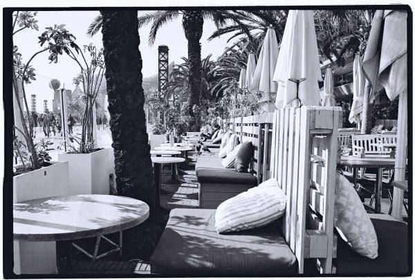 Sous le soleil de Barcelone