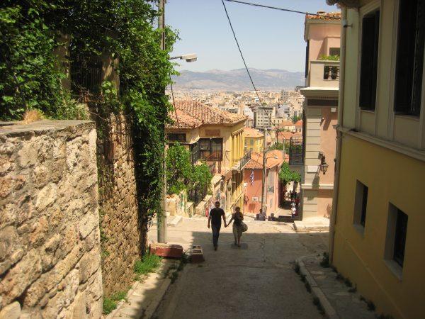 A la découverte d'Athènes au mois de mai