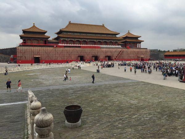 La Cité Interdite à Pékin, l'une des plus belles villes de Chine