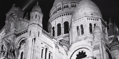La basilique du Sacré Coeur à Montmartre