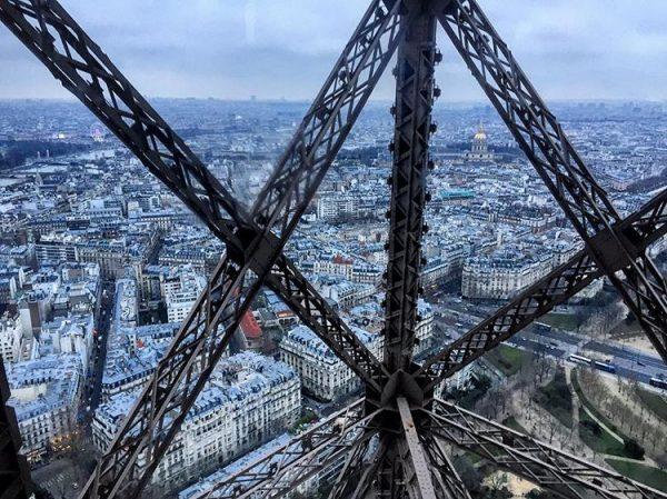 Un lieu évident pour admirer Paris