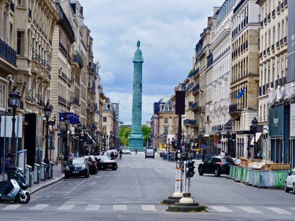 Place Vendôme, le luxe à la parisienne