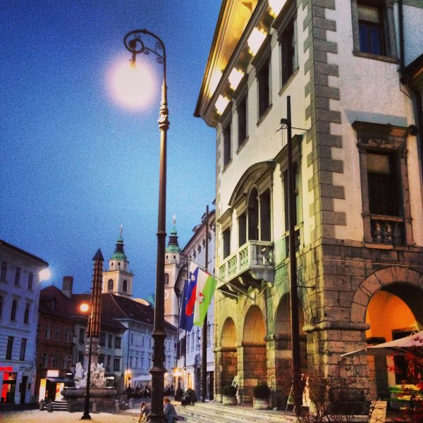 Ljubljana, l'une des plus belles villes d'Europe de l'Est
