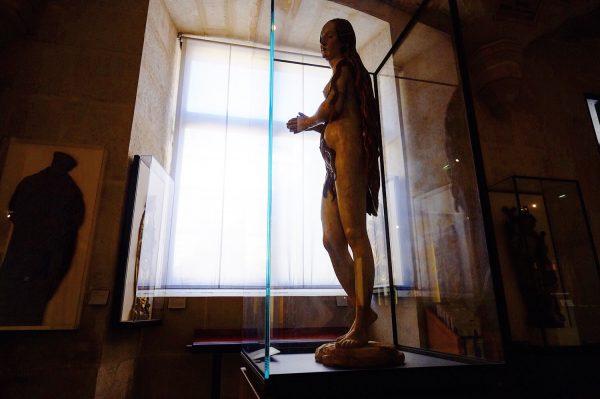 Marie Madeleine une sculpture fantastique