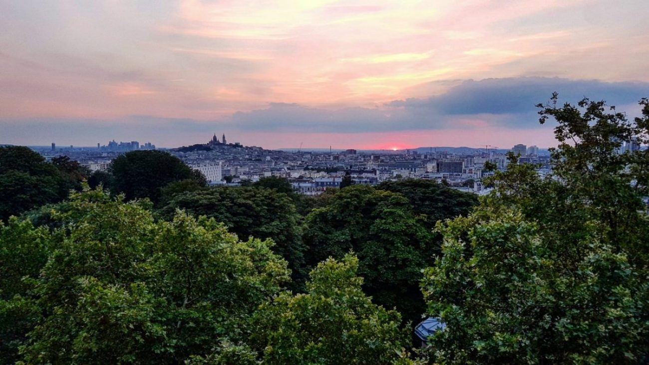 L'une des plus belles vues de Paris
