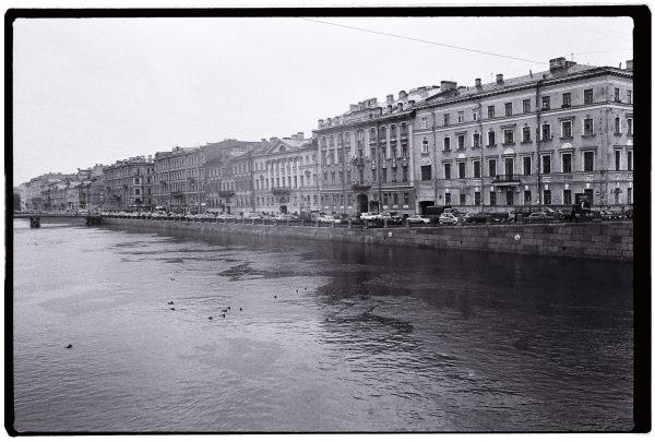 Saint-Pétersbourg l'une des plus belles villes d'Europe de l'Est