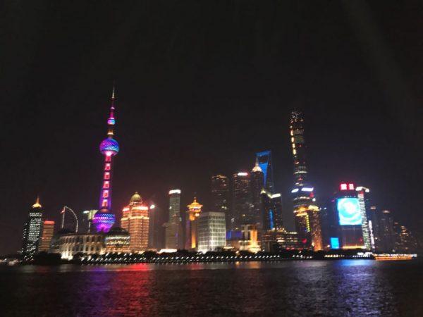 Shanghaï la nuit