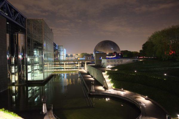 Une architecture futuriste à Paris pour un lieu consacrée à la découverte et aux sciences
