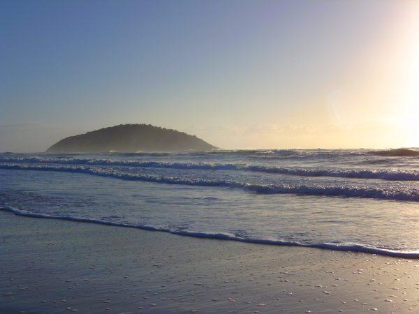 Une fin de journée paisible dans le nord du Brésil