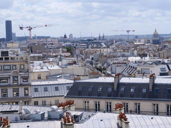 L'un des plus beaux endroits de Paris se trouve au dessus de Paris