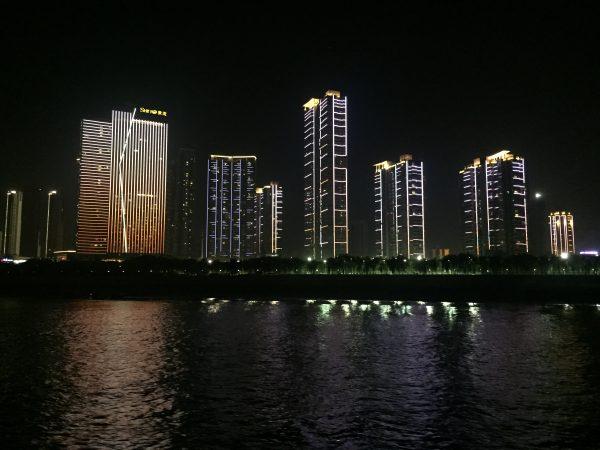 Wuhan, l'une des plus belles villes de Chine