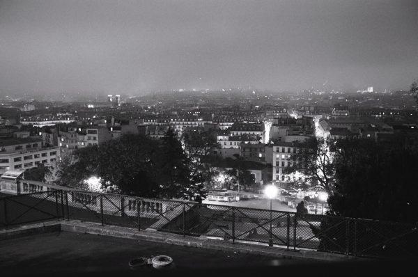 Vue sur Paris depuis la Basilique du Sacré cœur, plus belles vues sur Paris
