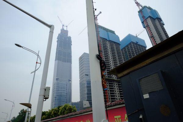 Wuhan une ville en permanente mutation