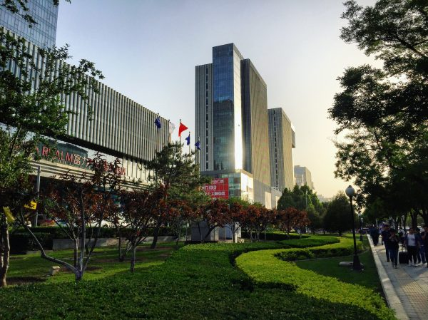 A la découverte de l'Ouest de la ville lors d'une escale à Pékin