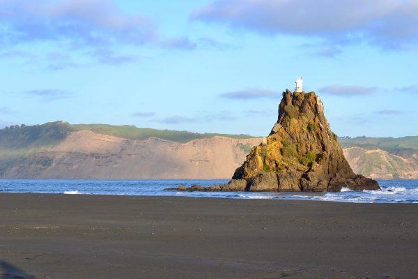 Les splendides côtes de la Nouvelle-Zélande