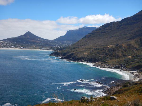 La baie de la Table en Afrique du Sud, l'une des plus belles baies au monde