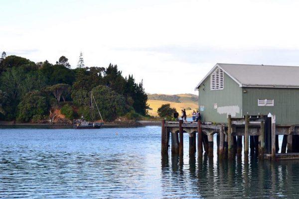 Mangonui, un village de pêcheurs historique en Nouvelle-Zélande