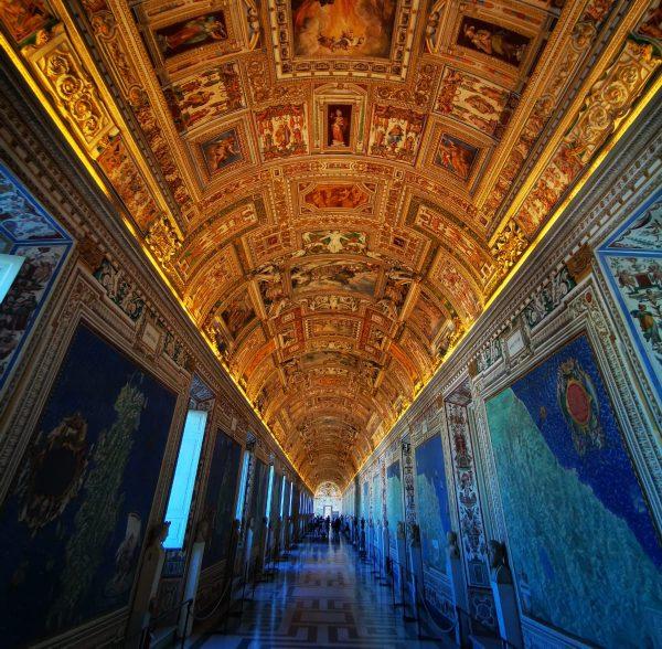 Les trésors du Vatican