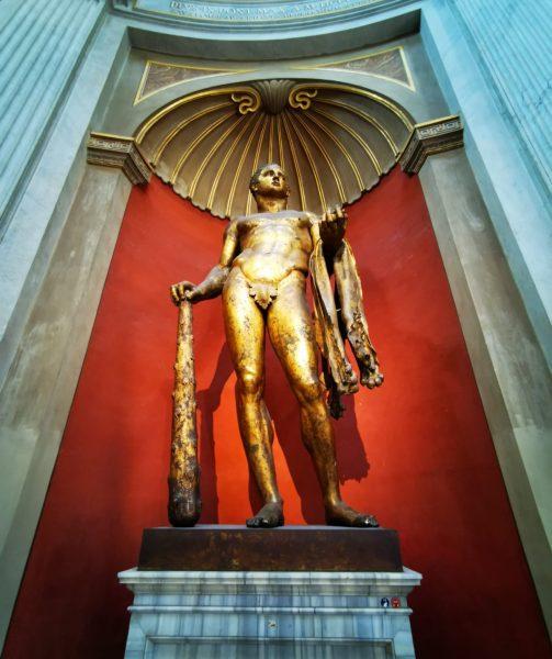 Le Musée du Vatican à Rome