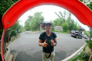 Autoportrait en Chine - Hefeï