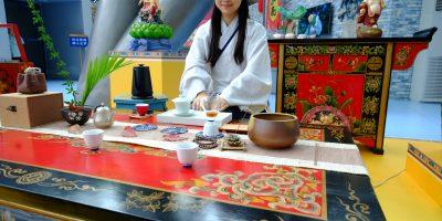 Découverte des traditions au centre culturel de Hefeï