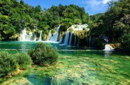 Krka, un parc national non loin de Sibenik