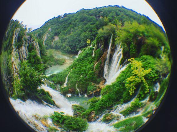 Plitvice l'un des plus beaux endroits de Croatie