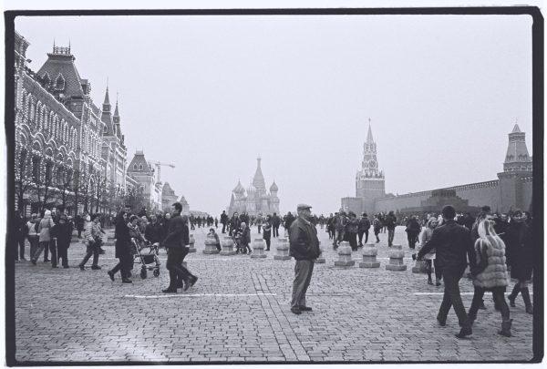 Moscou l'une des plus belles villes de Russie