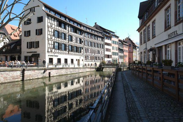 Strasbourg une ville incontournable du Grand Est