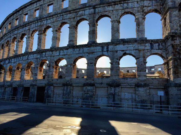 Un splendide bâtiment romain datant d'il y a plus de 2000 ans