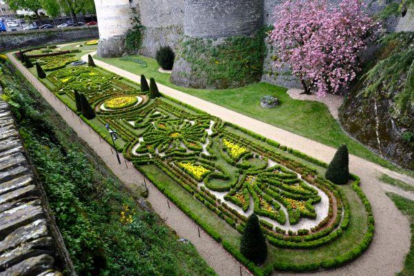 Angers dans les pays de la Loire