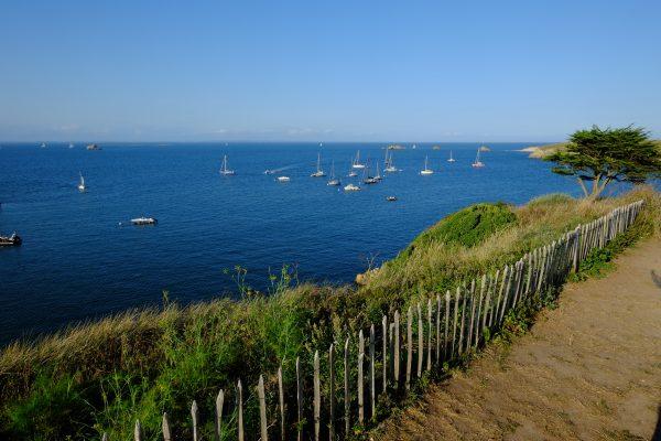 L'océan Atlantique et le Morbihan