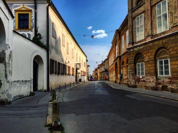 Ulica Opaticka, une rue qui dévoile toute l'âme de la ville de Zagreb