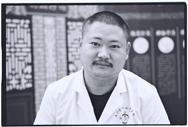 Rencontre avec un médecin traditionnel Chinois